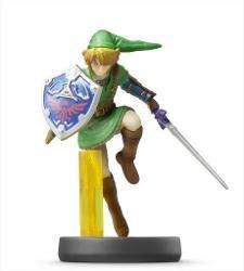 Zelda Link Super Smash Bros Amibo