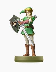 Zelda Link Twilight Princess Amibo