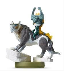 Zelda Wolf Link Amibo