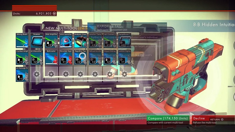 no mans sky maximum slots