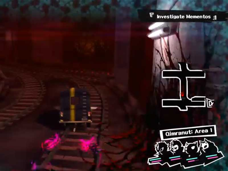 Persona 5 Subway Map.Persona 5 Ps4 May Month And Madarame Palace Walkthrough