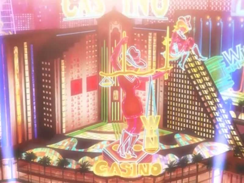 Persona 5 Ps4 October Sae Nijima S Palace And Casino