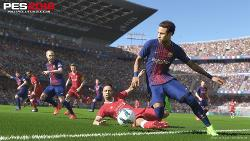 PES 2018 Beta Gameplay Screenshot