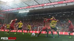 PES 2018 Beta Gameplay Screenshot 2