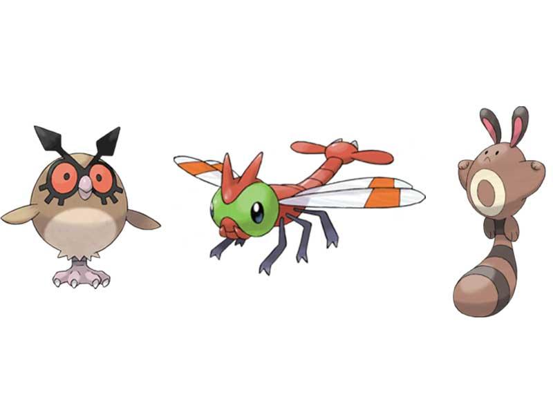 Gen 2 Pokemon turning to Ditto