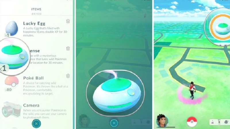 pokemon go how to use lure modules and incense guide. Black Bedroom Furniture Sets. Home Design Ideas