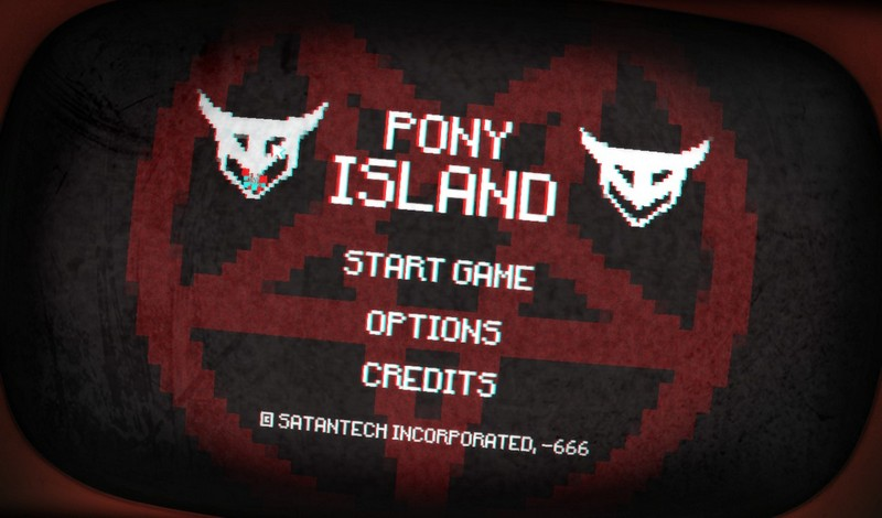 Pony Island Ticket Lake