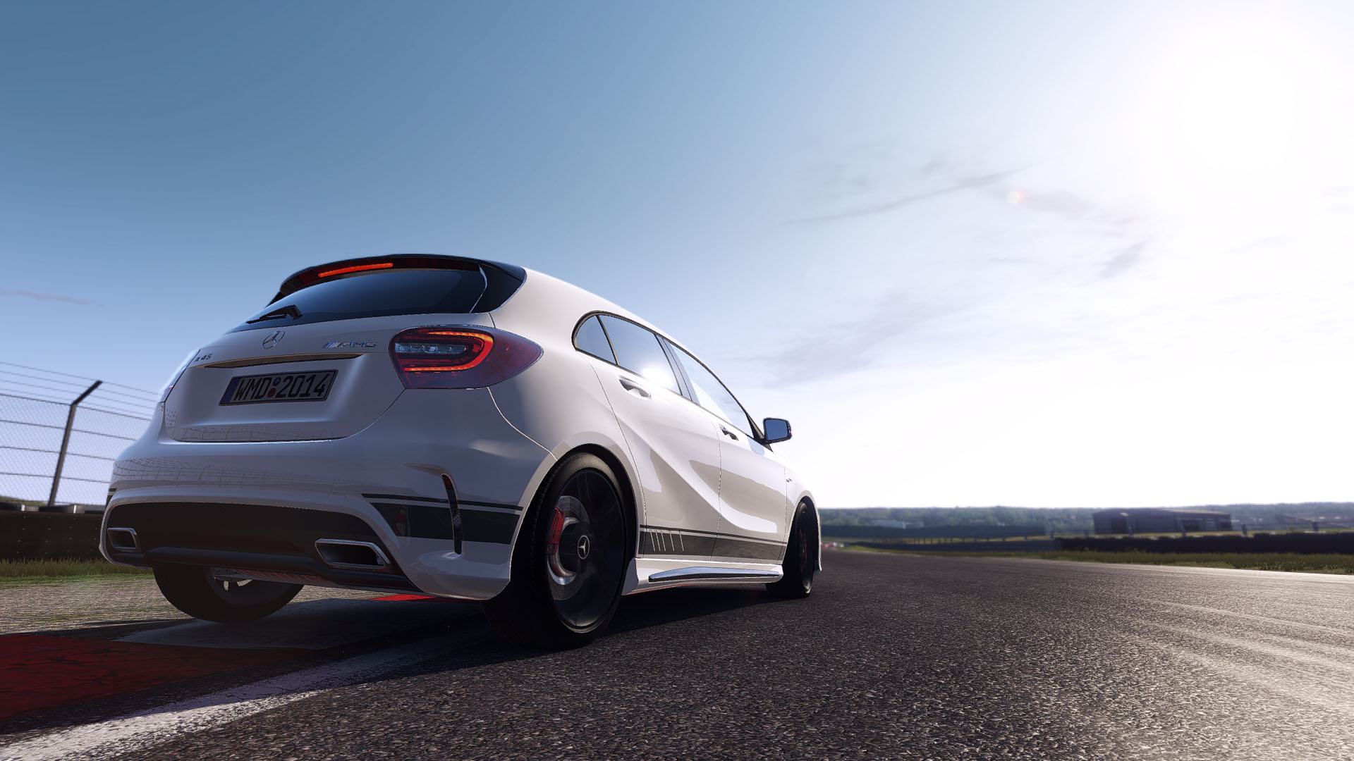 New Project Cars Screens Shows Few Cars, Graphics And Car