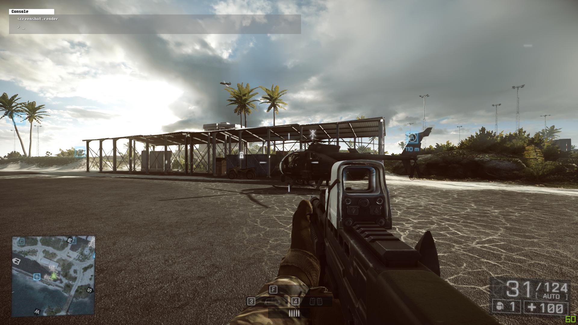 Battlefield 4 Comparison Screenshot 1
