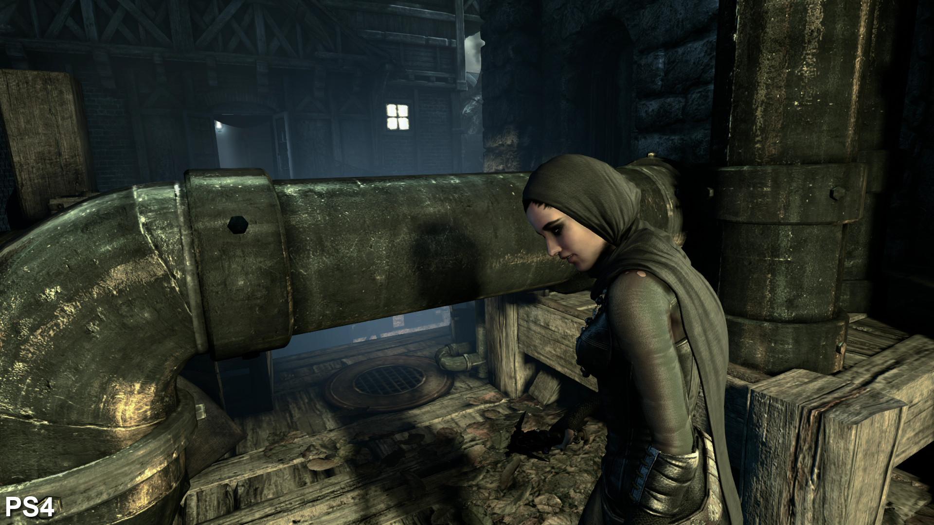 PS4 vs Xbox One Comparison Screenshot 4