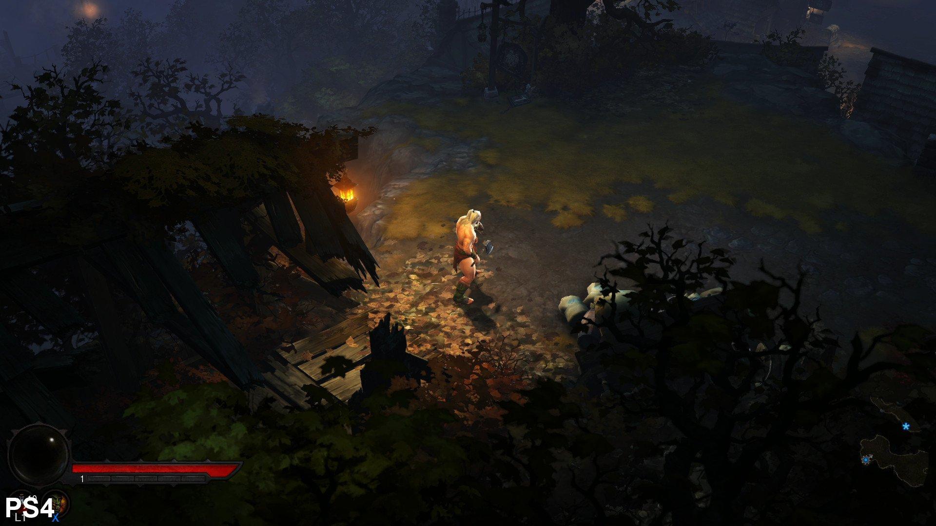 PS4 vs Xbox One Comparison Screenshot 5