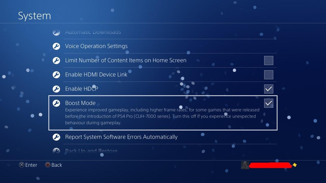 PS4 Firmware 4.50 Hidden Feature