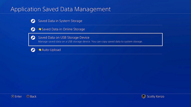PS4 Update to Come With External Storage