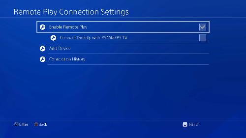 enable-remote-play-ps4