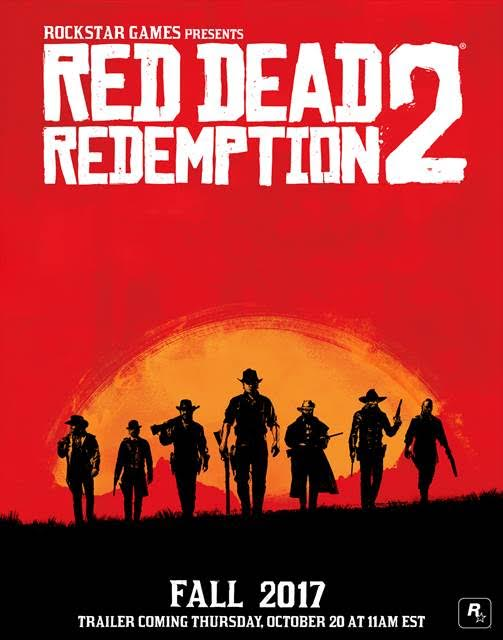 Red Dead Redemption 2 Box Art Image