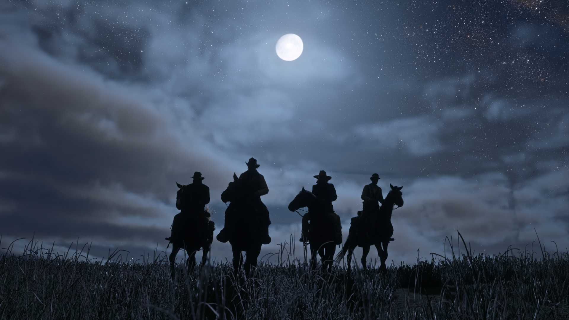 Red Dead Redemption 2 - Main Protagonist Screenshot 2
