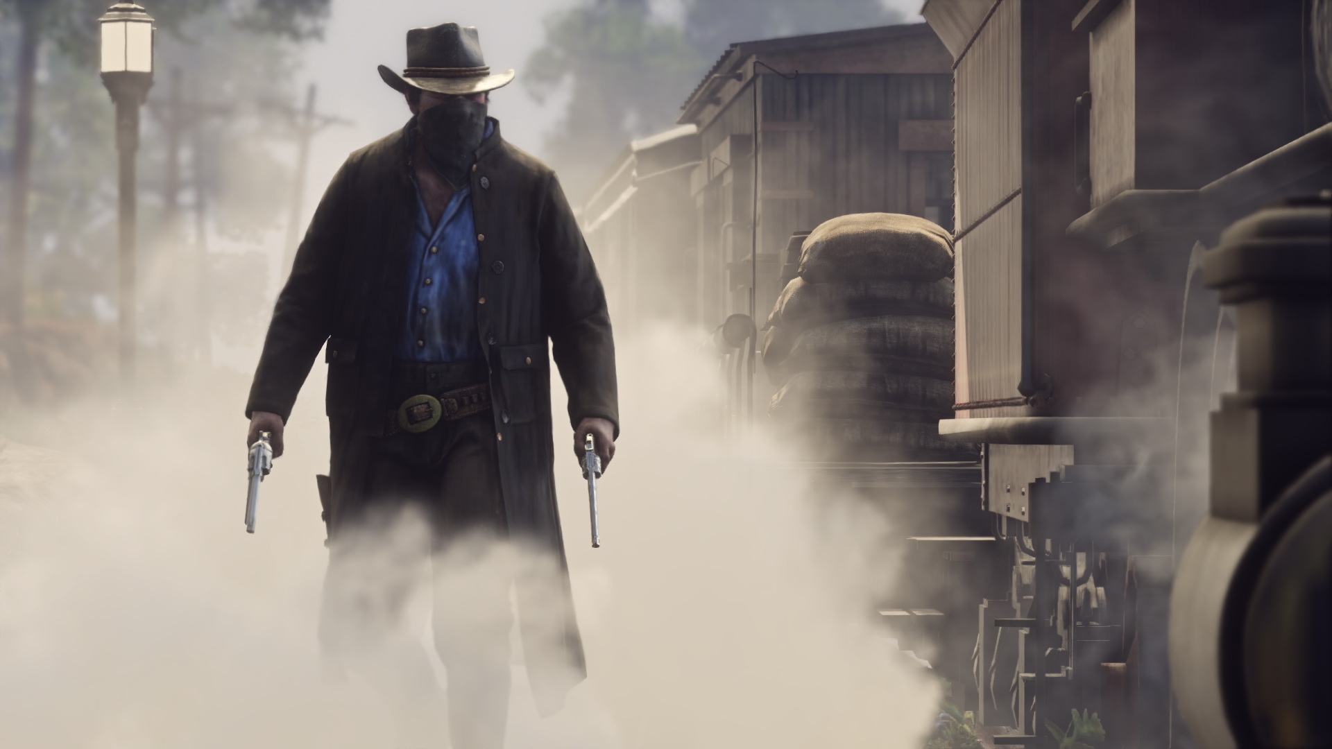 Red Dead Redemption 2 - Main Protagonist Screenshot 1