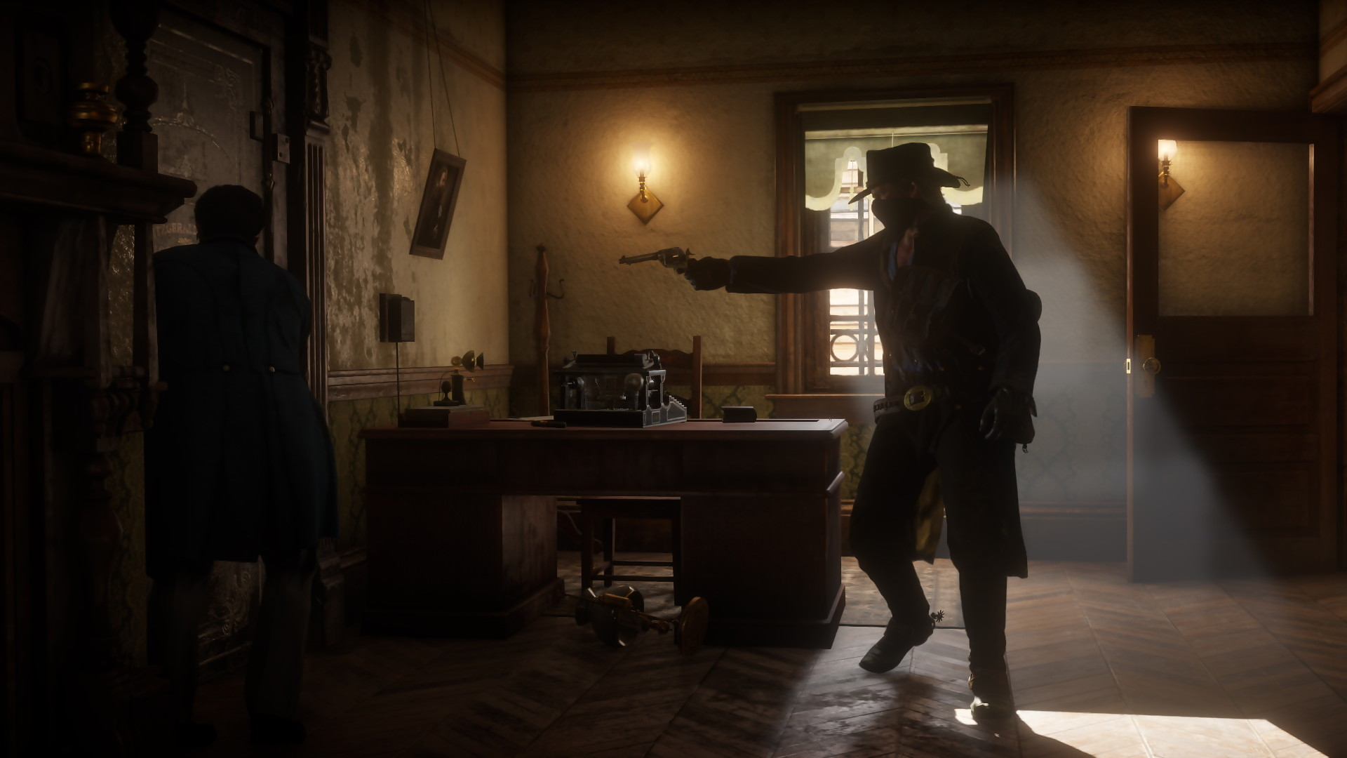 Red Dead Redemption 2 Interiors