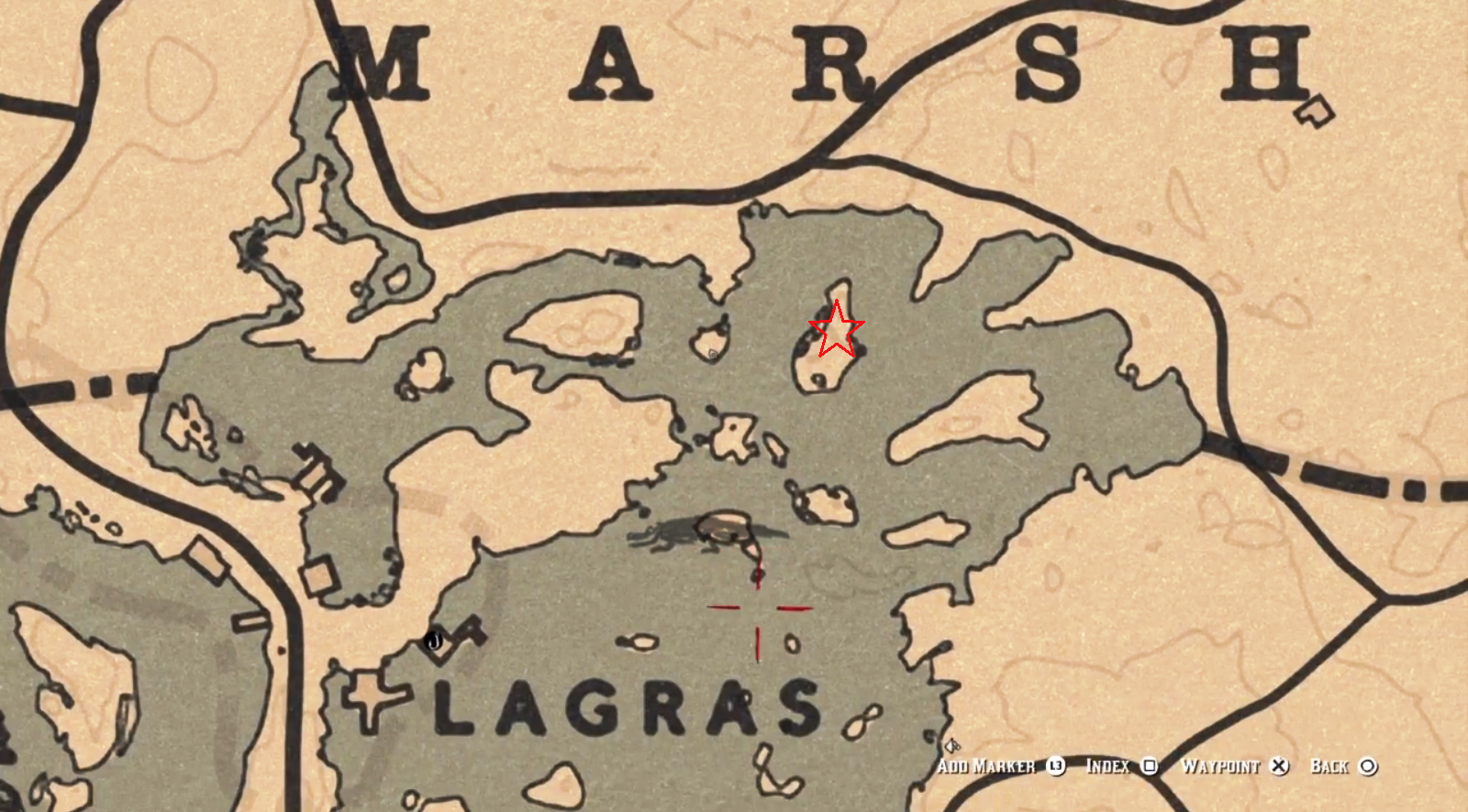 RDR Online Bluewater Marsh Treasure Chest Location Guide | Gamepur