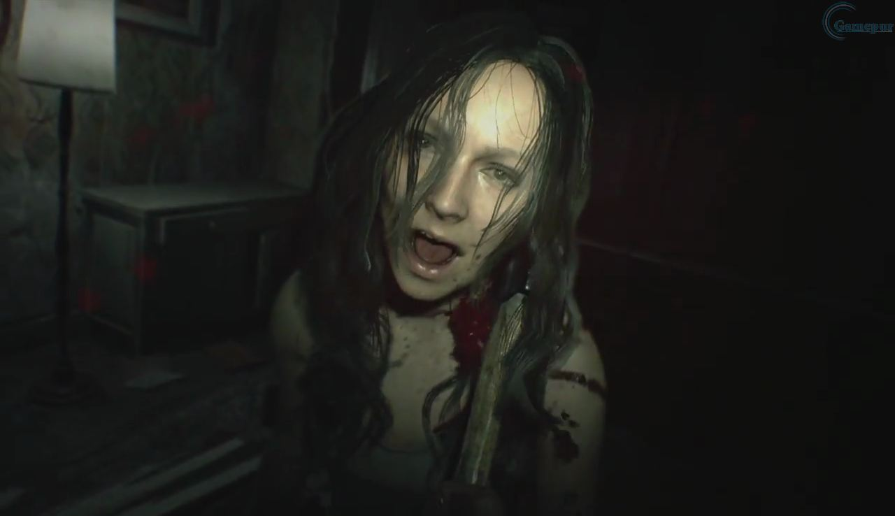 Resident Evil 7 Biohazard Part 1 Walkthrough Finding Mia Head To The Attic Fight Mia Gamepur