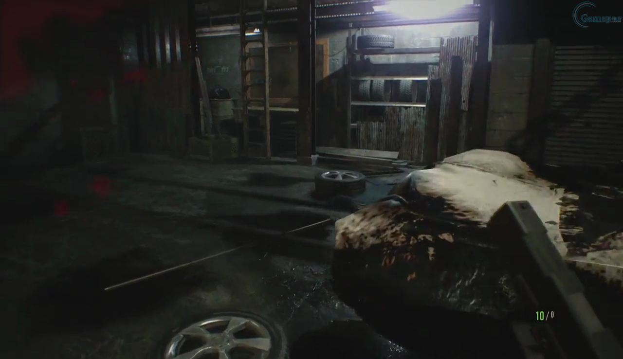 Resident Evil 7 Part 2 Walkthrough Hatch Key Laundry Room Kill