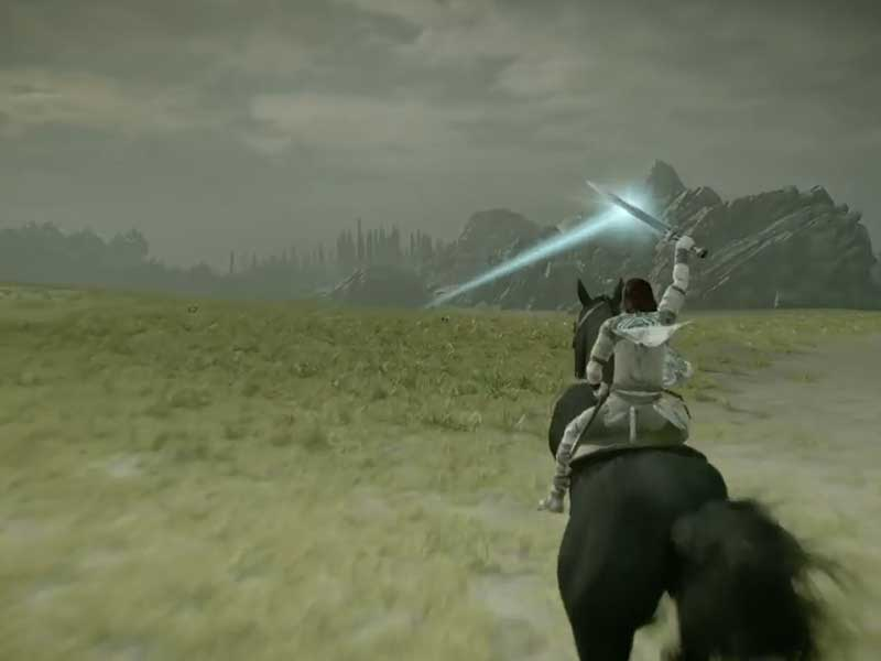Shadow of the Colossus Walkthrough