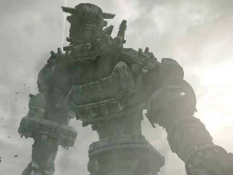 Shadow of the Colossus Remake Walkthrough