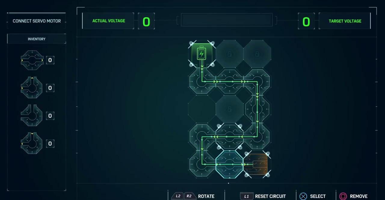 Dr.Octavius Lab Puzzle Solution