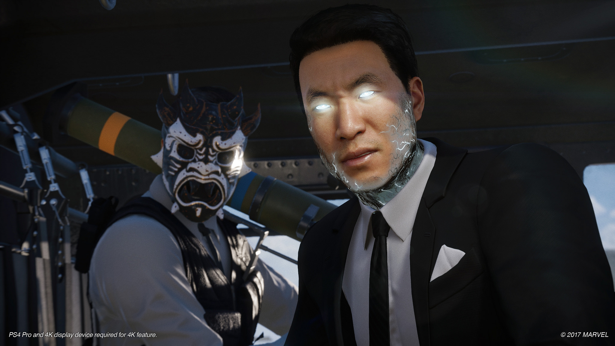 Spider-Man PS4 Supervillain Mister Li