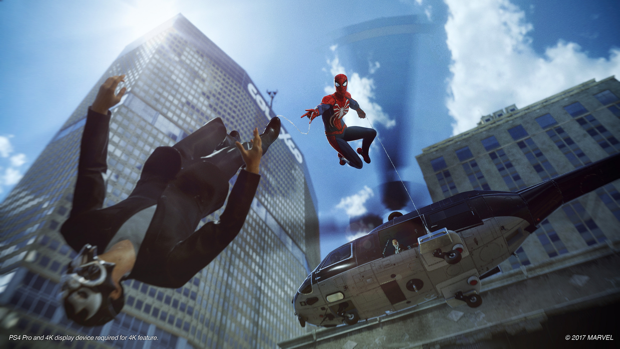Spider-Man PS4 Feature Image