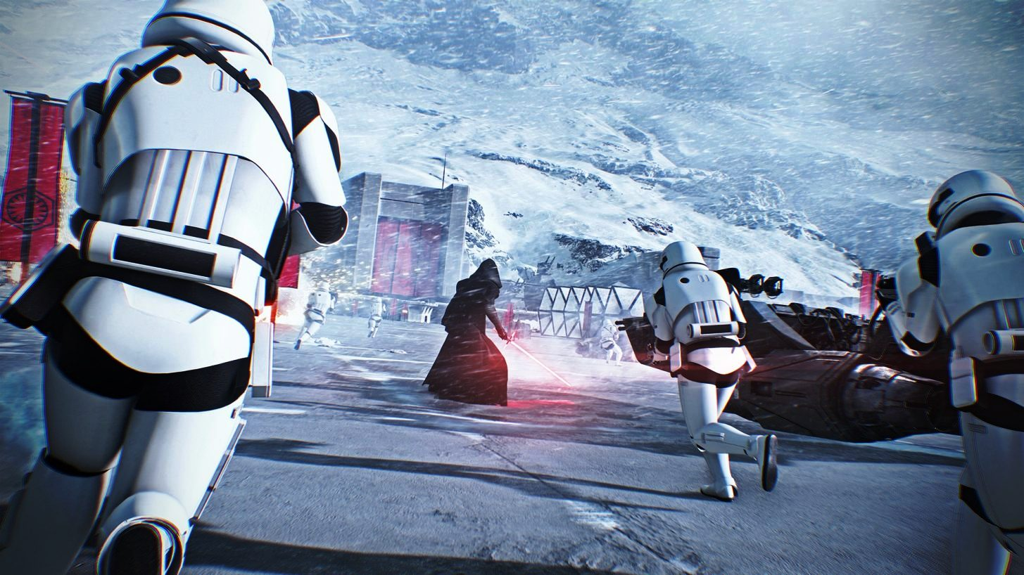 Star Wars: Battlefront 2 Microtransaction Not Going Away