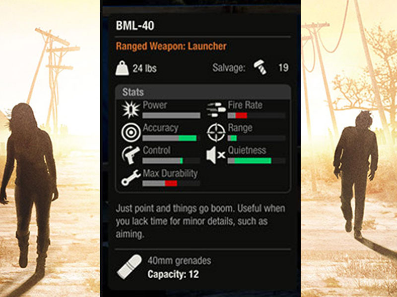 State of Decay Best Weapons