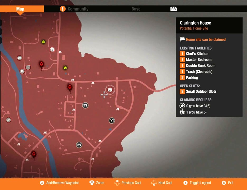 State of decay 2 how to build a strong base and best for Find a good builder
