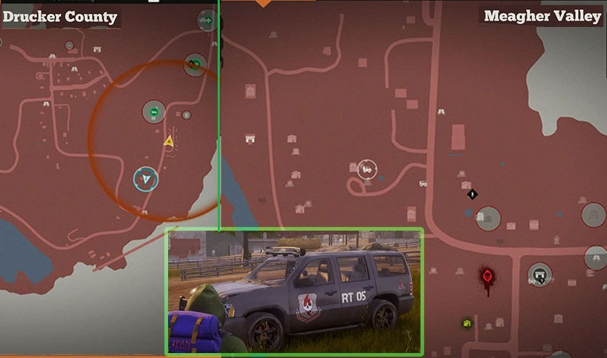State of decay 2 All Vehicle Location And Where To Find Them