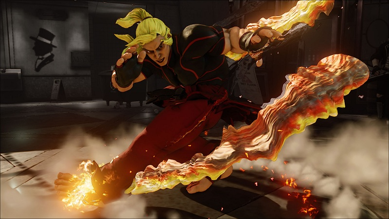Ken Moves List Unique Attacks Special Moves And Critical Art In Street Fighter V Gamepur