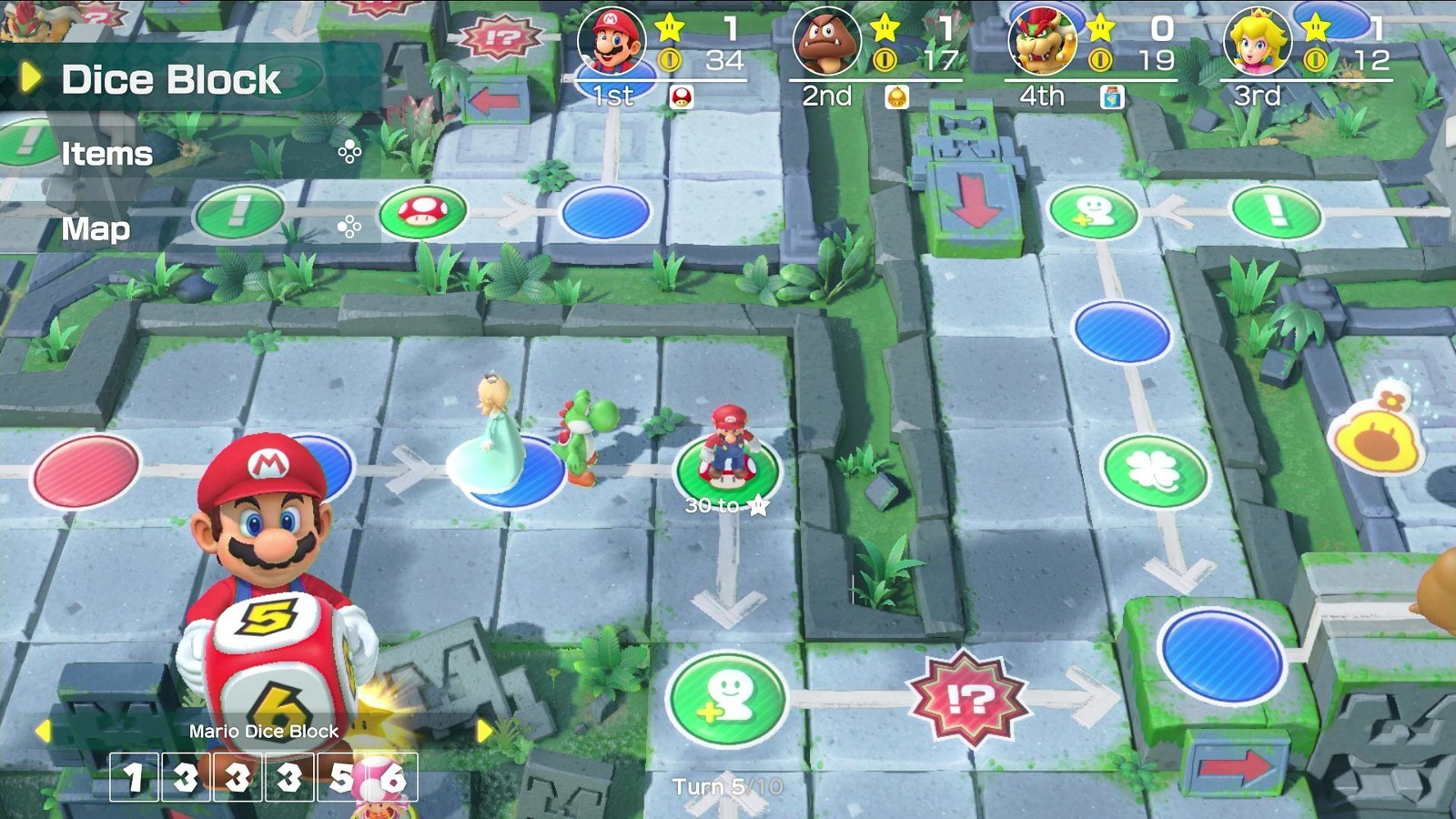 Super Mario Party Review Screenshot