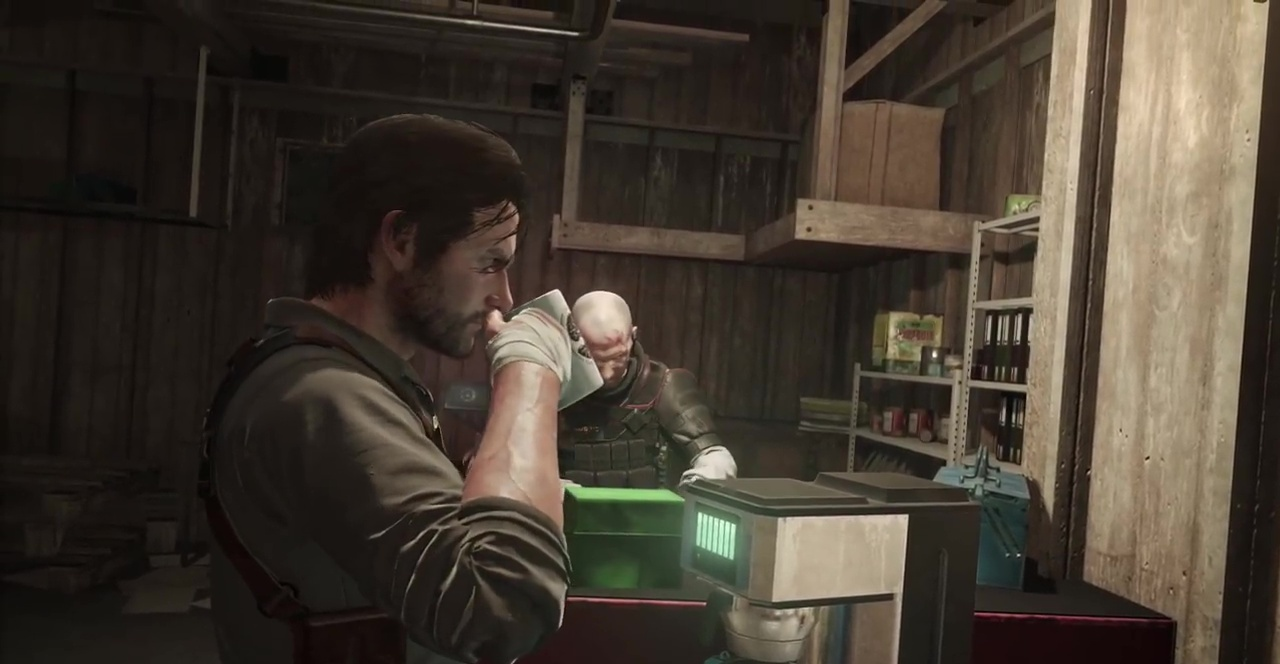 Chapter 3 The Resonances Walkthrough The Evil Within 2