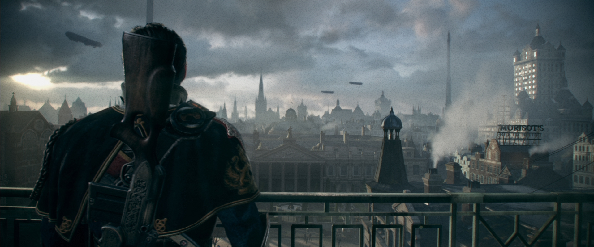 The Order: 1886 Review: PS4's First True Exclusive Killer App, Truly An Amazing Story ...