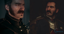 The Order: 1886 Character Model Comparison