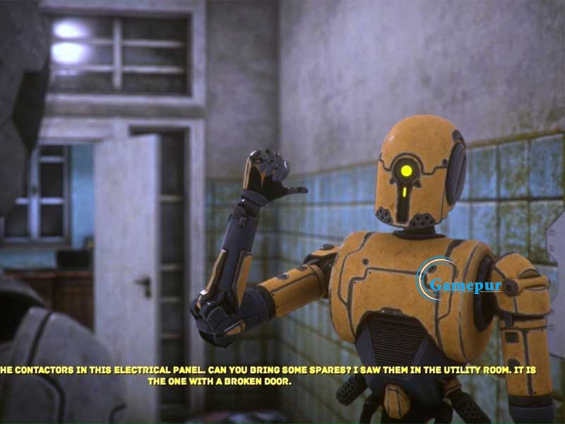 The Uncertain: Episode 1 Gameplay