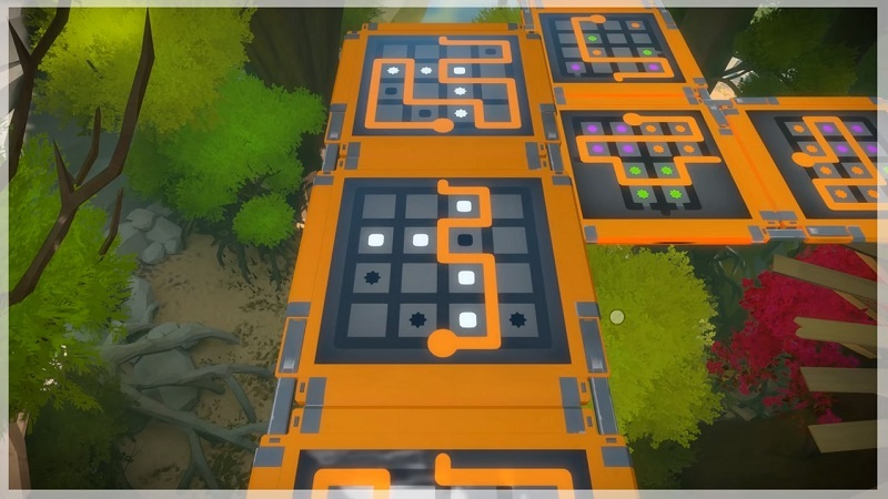 the witness tree house guide