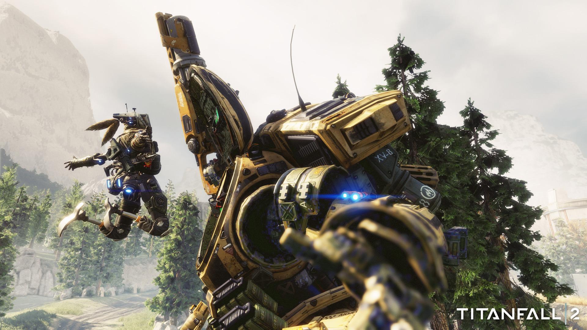 Titanfall 2 Review Screenshot 2