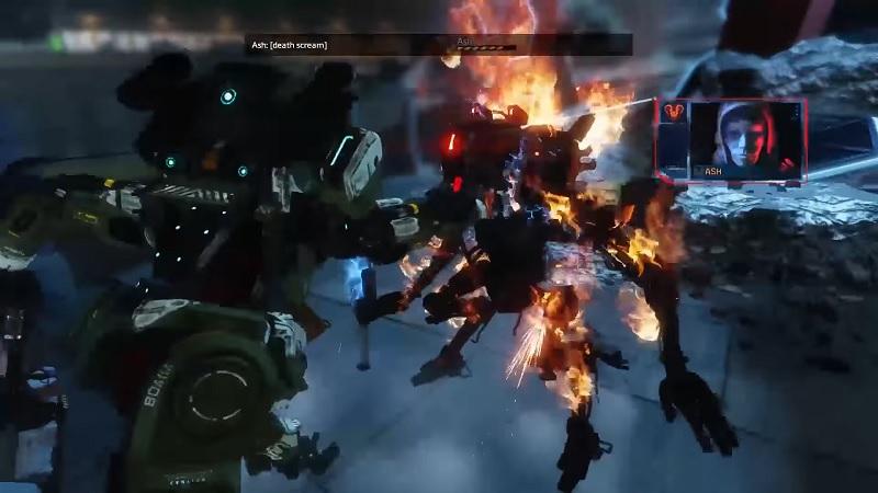 Defeat Ash Boss Fight Walkthrough - Titanfall 2