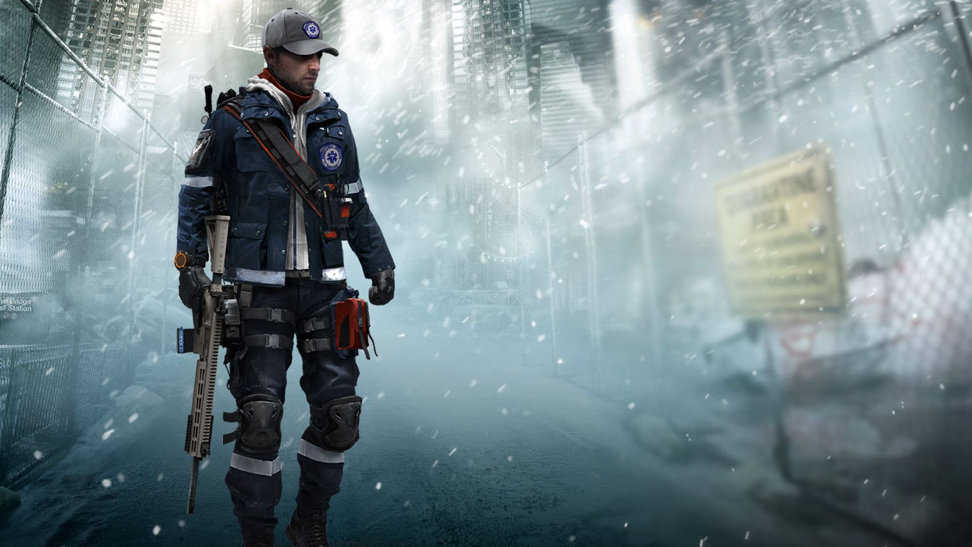 1080p Screenshots Of Tom Clancy S The Division All 7 Pre Order Kits