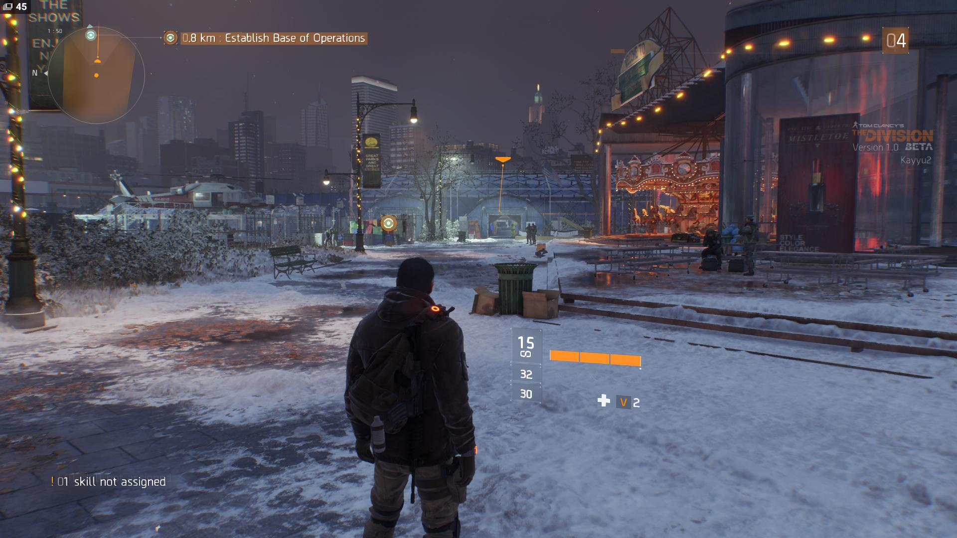 The Division Beta FPS Performance Analysis: PS4 Has Minor ...