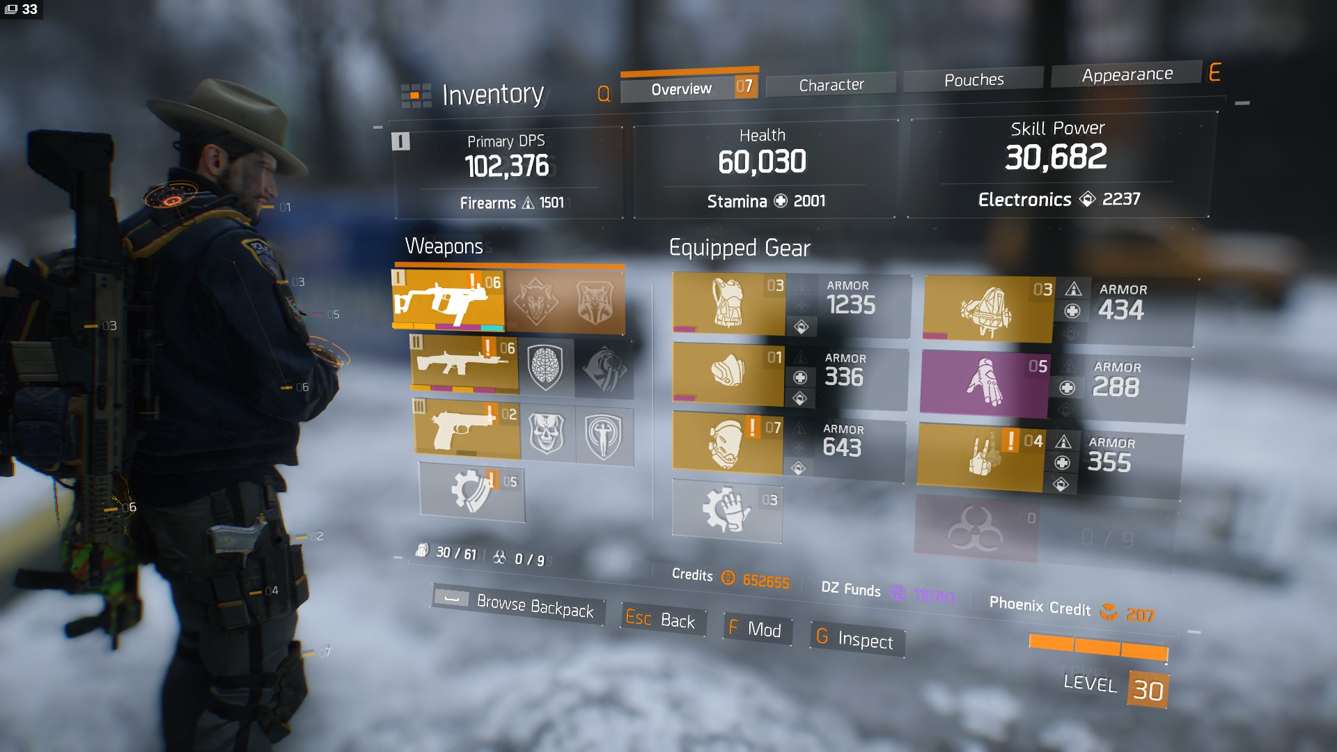 Sniper Build For Division