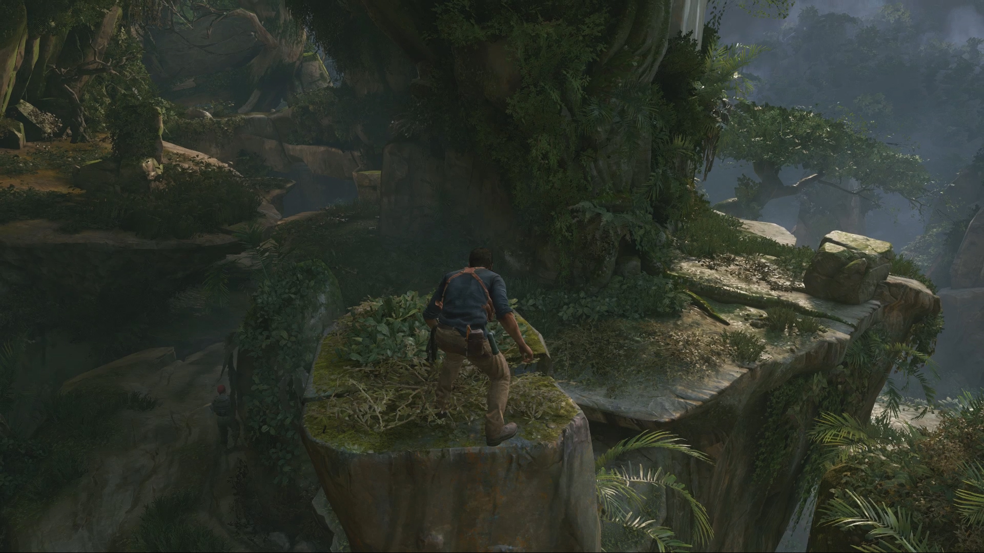 Uncharted 4: A Thief's End PS4 E3 2014 Build vs PSX ...