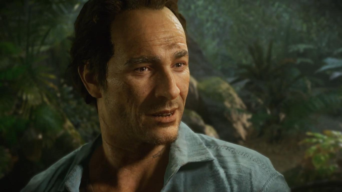 Uncharted 4: A Thief's End Support Cast