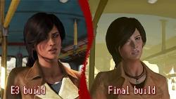 Uncharted 3 E3 vs Retails Build Comparison