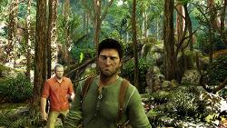 Uncharted 3 Jungle Screen
